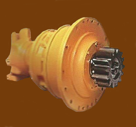John Deere Excavator 992D Swing Motor #AT130874 Repair