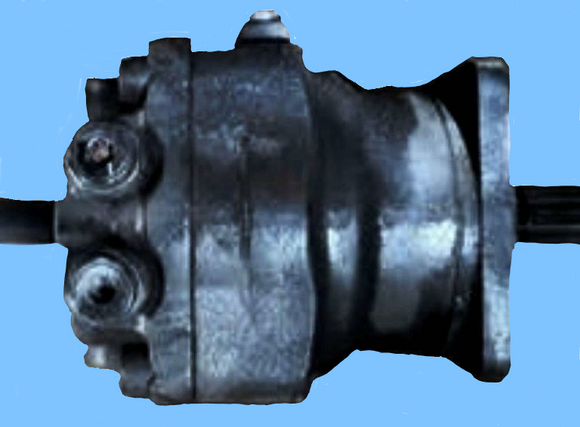John Deere Excavator 690/653E #AT157319 Hydraulic Travel Motor Repair