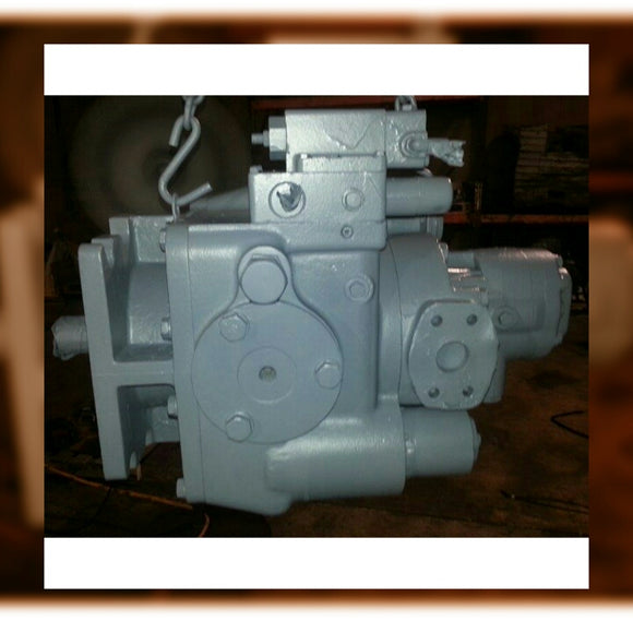 Sundstrand-Sauer-Danfoss 25-2046 Hydrostatic/Hydraulic Variable Piston Pump