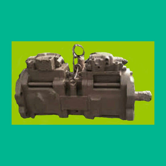 Komatsu Excavator PC220-5 Hydraulic Main Pump Repair