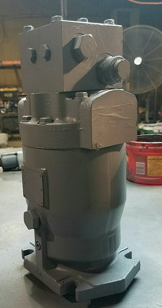 Sundstrand-Sauer-Danfoss 21-3053 Hydrostatic/Hydraulic Fixed Displacement Motor Repair