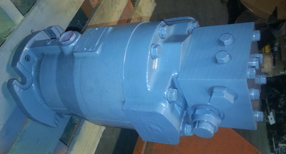 Sundstrand-Sauer-Danfoss 21-3051 Hydrostatic/Hydraulic Fixed Displacement Motor Repair