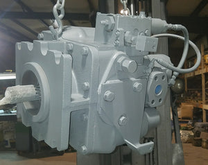 Sundstrand-Sauer-Danfoss25-2115 Hydrostatic/Hydraulic Variable Piston Pump