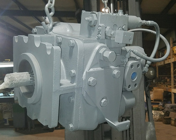 Sundstrand-Sauer-Danfoss 26-2020 Hydrostatic/Hydraulic Variable Piston Pump