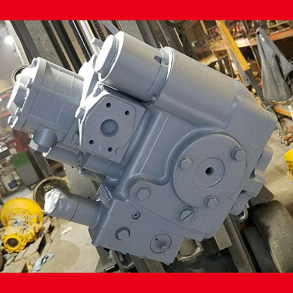 Sundstrand-Sauer-Danfoss 21-2087 Hydrostatic/Hydraulic Variable Piston Pump