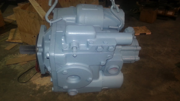 Sundstrand-Sauer-Danfoss Hydraulic Series 45 Pump Repair