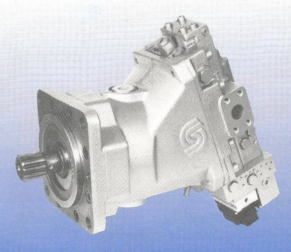 Sundstrand Sauer Danfoss Series 51 #80000802 Hydrostatic-Hydraulic Bent Axis Motor Repair