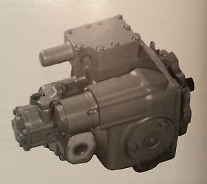 Sundstrand Hydrostatic Pump and Motor Case - IH 615, 715 Combine