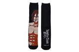 Attack on Titan 2 Pair Pack Crew Socks