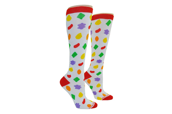 Allover Candy Knee-high