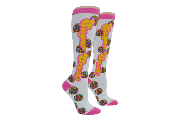 Candy Crush Sugar Crush Knee High Socks