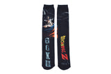 Dragon Ball Z Goku 360 Print Crew Socks