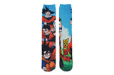Dragon Ball Z 360 Print Crew Socks