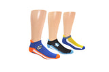 Dragon Ball Super Men's Athletic 3 Pair Pack Lowcut Socks