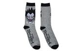 Ryuk and Light 2 Pair Pack of Crew Socks