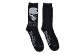 Death Note L 2 Pair Pack of Crew Socks