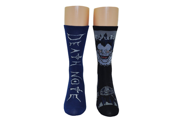 Death Note Ryuk 2 Pair Pack Crew