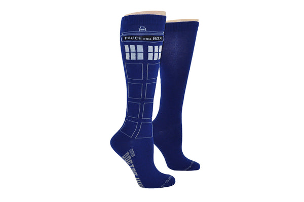 Tardis Knee-high