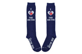 Doctor Who I Heart The Doctor Knee High Socks