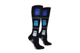 Vertical Tardis Knee-high
