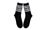 Everything Legwear Meh Whatever 2 Pair Pack Crew Socks