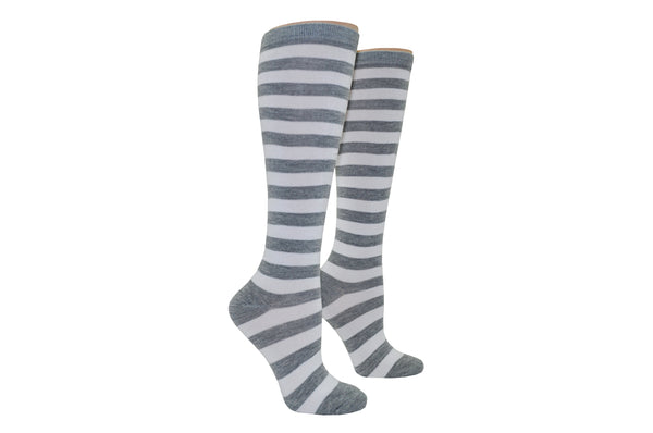 Ladies Rugby Knee-high - Gray