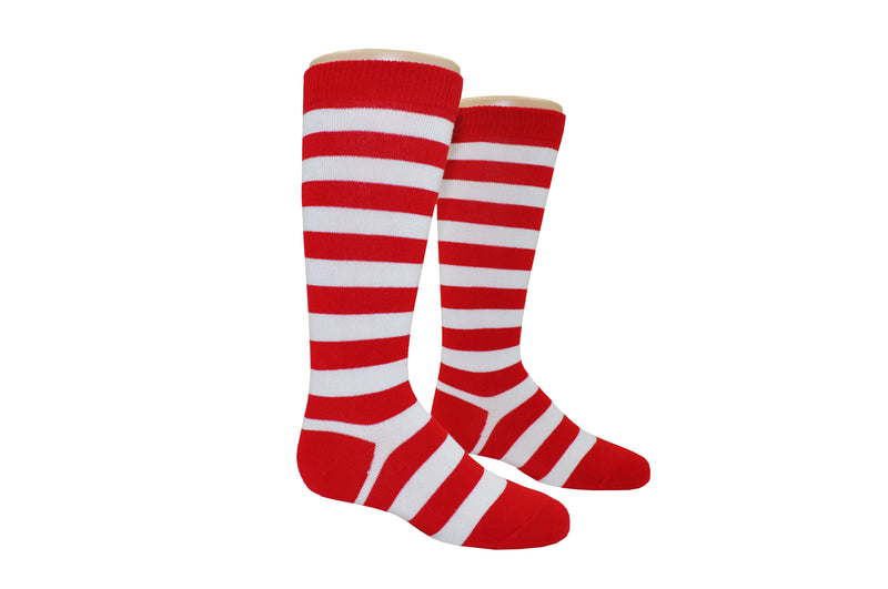 Youth Rugby Knee-high - Red