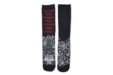 The Walking Dead Geeks Railroad 2 Pair Pack of Crew Socks