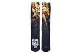 The Walking Dead Walker 360 Print Crew Socks