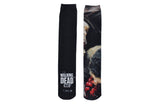 Eating Walkers 360 Print Crew Socks
