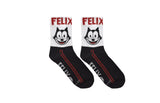 Felix The Cat Anklet Socks