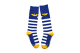 Pete the Cat Kids Pete Rugby Knee High Socks
