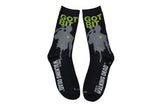 The Walking Dead I Heart Daryl Got Bit 2 Pair Pack of Crew Socks