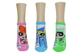 Flying Girls 3 Pair Pack Lowcut