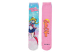 Sailor Moon 360 Print Crew Socks