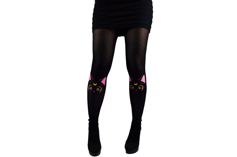 Sailor Moon Luna Tights