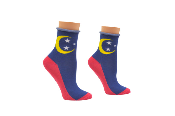 Sailor Moon Rollcuff Anklet Socks