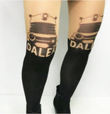 Doctor Who Dalek Tights
