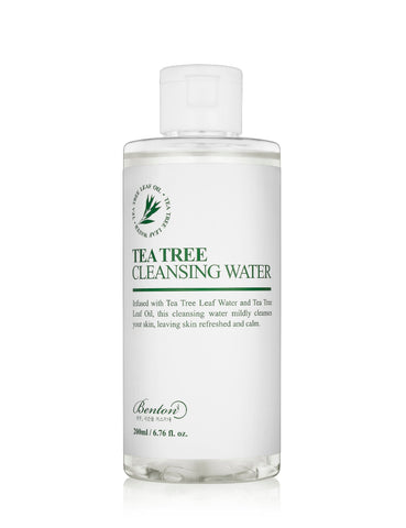 Tea Tree Cleansing Water
