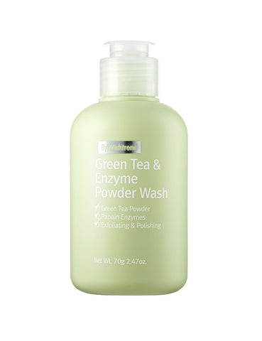 Green Tea & Enzyme Powder Wash