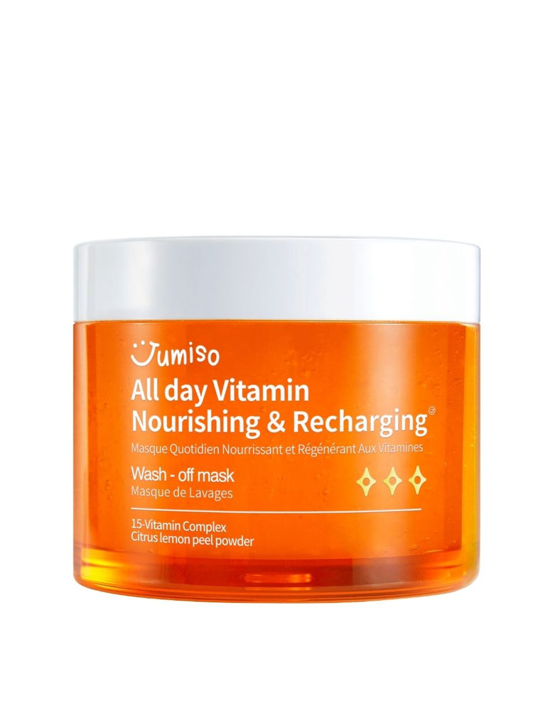 All Day Vitamin Nourishing and Recharging Wash Off Mask