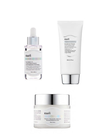 Vitamin Brightening Trio