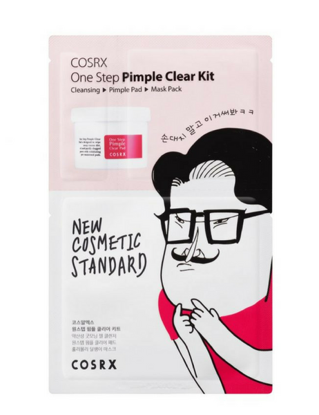 One Step Kit - Pimple Clear
