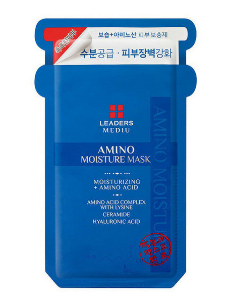 Leaders Amino Moisture Sheet Mask