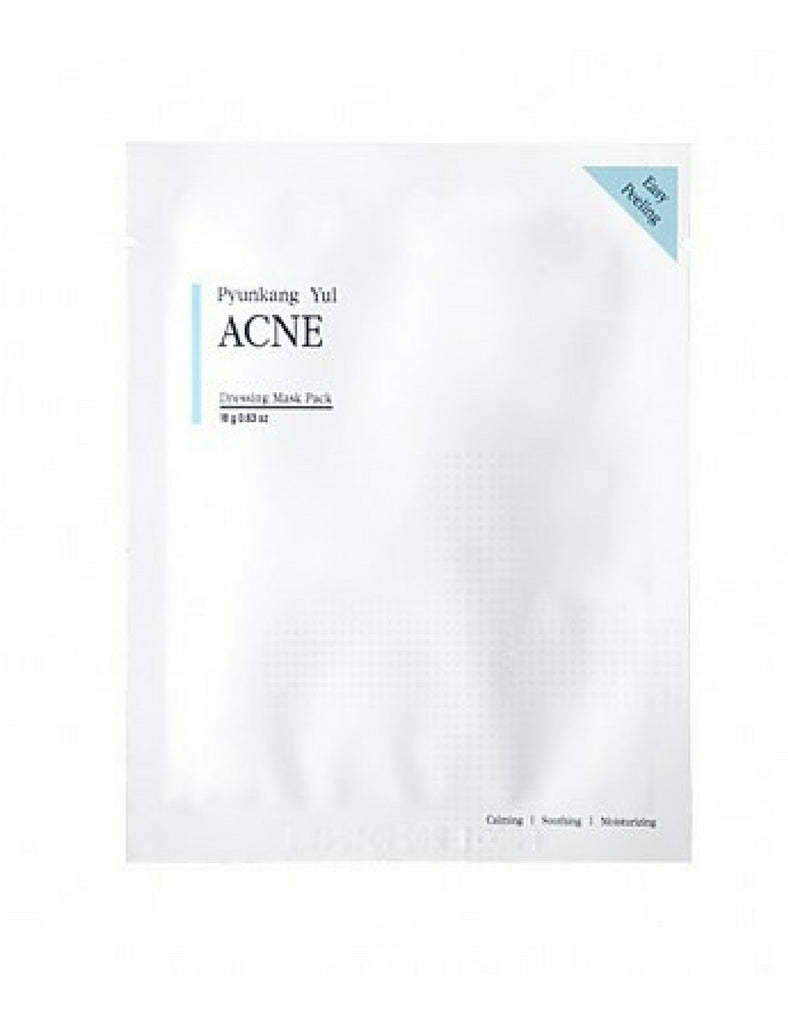 Acne Dressing Mask Pack