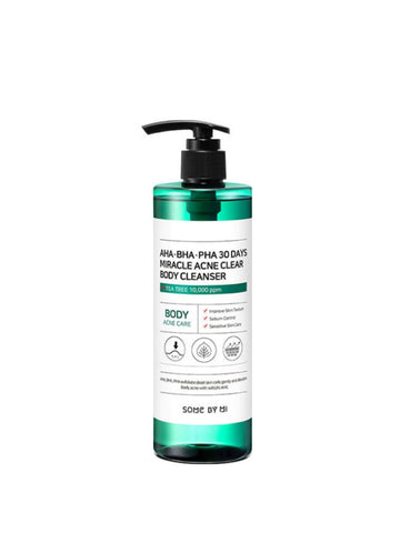 AHA BHA PHA 30 Day Miracle Acne Clear Body Cleanser