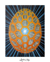 """Propolis"" Fine Art PRINT by DSS (r)Evolutionary Amanda Sage"