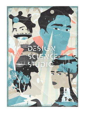 Design Science Studio 2020 poster - Limited Edition