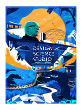 "Design Science Studio 2020 poster - Limited Edition 2020 ""Spaceship Earth"""