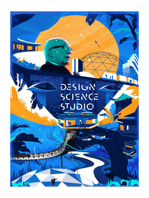 Design Science Studio 2020 poster - Limited Edition 2020